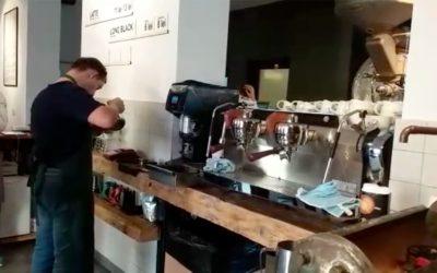 Cafeneaua socială, visul lui Mihai