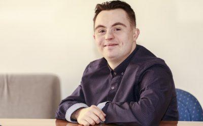 Bogdan și-ar dori să lucreze la bucătărie, curățenie sau ambalare