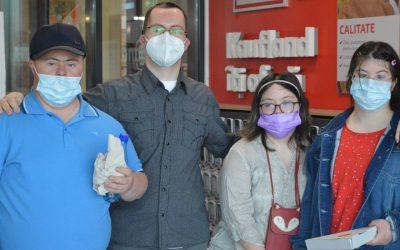 Vizite de lucru la Kaufland Cluj-Napoca, în vederea angajării