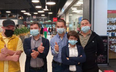 Kaufland Suceava – o experiență de muncă pentru persoanele cu Sindrom Down din zona Moldovei
